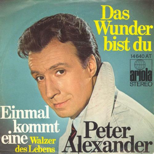 Alexander Peter - Das Wunder bist du - alexander_peter_14640