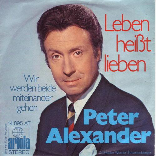 Alexander Peter - Leben heisst lieben - alexander_peter_14895