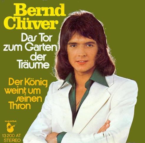 Bernd Clüver - Ein Leeres Boot / Ich Brauch' Dich Doch