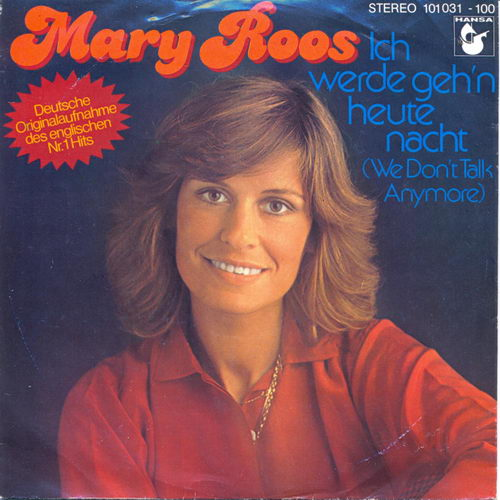 Mary Roos - Er Bleibt Hier (Für Immer)