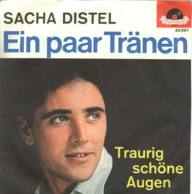 Sacha Distel - Eine Tür Fiel Zu / Bistro Madeleine