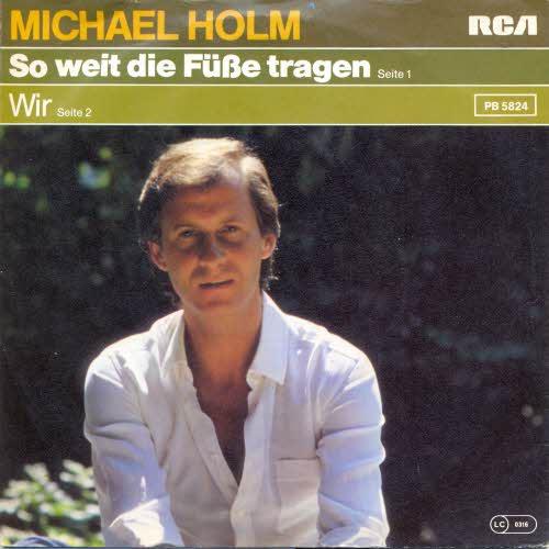 Michael Holm - Liebe Braucht Nähe