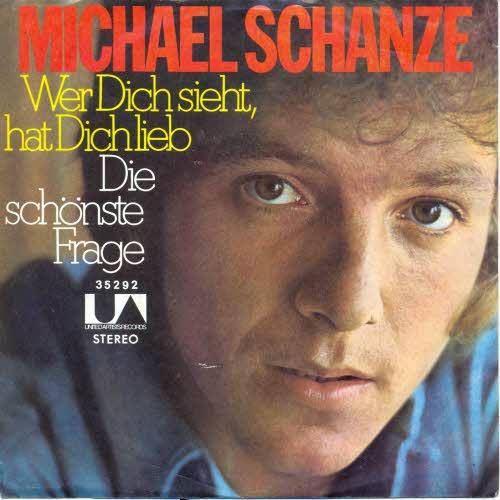 Michael Schanze - Wo Du Bist, Will Ich Sein